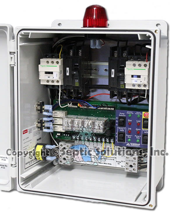 duplex control panels control panels for duplex pump systems rh septicsolutions net
