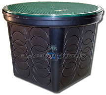 Septic System Distribution Boxes Amp Accessories From Polylok