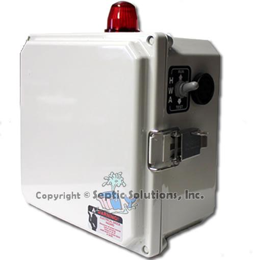 Aerobic System Control Panels Aerobic System Control Box