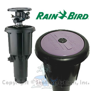 Sprinklers for Aerobic Septic Systems, Aerobic Septic System