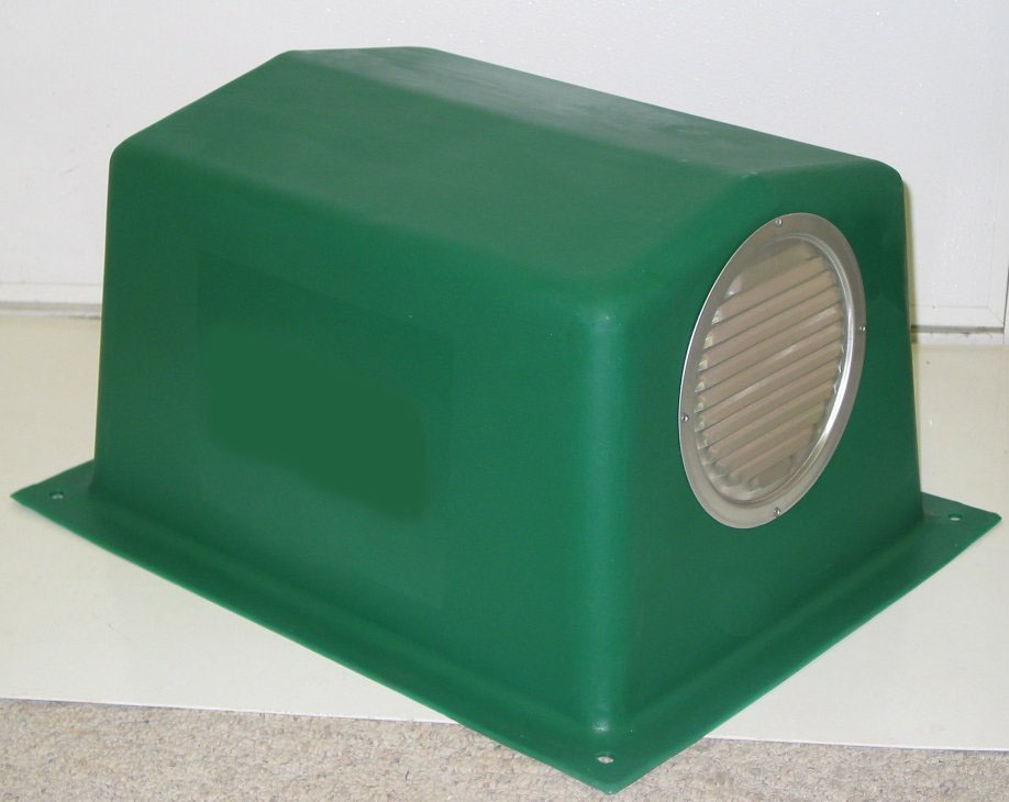 Septic air pump housing cover and base free shipping ebay for Septic tank aerator motor